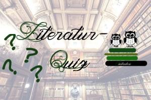 Logo Literaturquiz Quiz