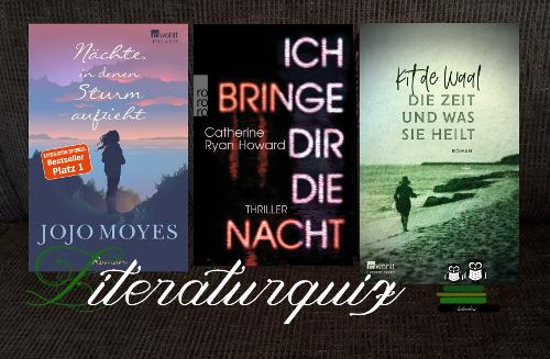 Literaturquiz Runde 7 Rowohlt Verlag