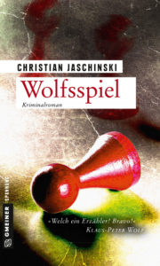 Cover Christian Jaschinski Wolfsspiel