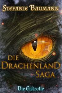 Cover Stefanie Baumann Drachenland Die Eistrolle