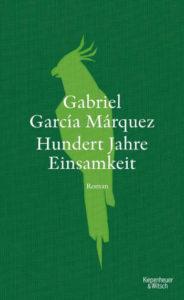 Cover Marquez Hundert Jahre Einsamkeit
