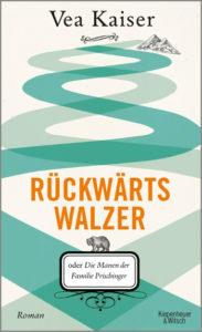 Cover: Vea Kaiser Rückwärtswalzer