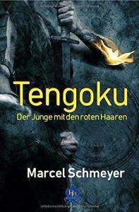Cover Marcel Schmeyer: Tengoku - Der Junge mit den roten Haaren