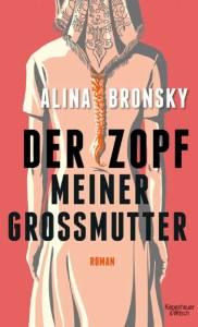 Cover Der Zopf meiner Großmutter – Alina Bronsky