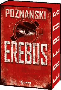 Limited Edition Cover Ursula Poznanski Erebos