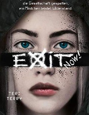 Cover Exit Now Teri Terry