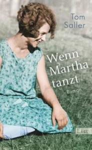 Cover Tom Saller Wenn Martha tanzt