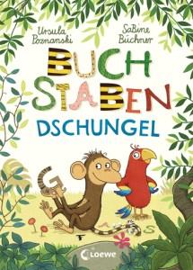 Cover Ursula Poznanski Buchstabendschungel