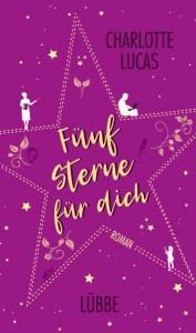 Cover Charlotte Lucas Fünf Sterne für dich