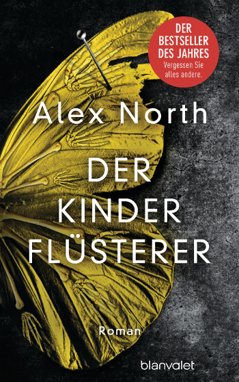Cover Alex North Der Kinderflüsterer