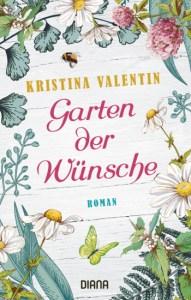 Cover Kristina Valentin Garten der Wünsche