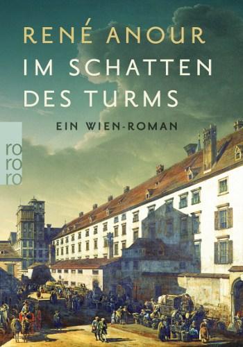 Cover René Anour Im Schatten des Turms