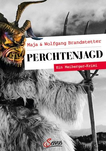 Cover Maja Brandstetter Wolfgang Brandstetter Perchtenjagd