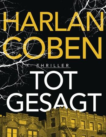 Cover Harlan Coben Totgesagt