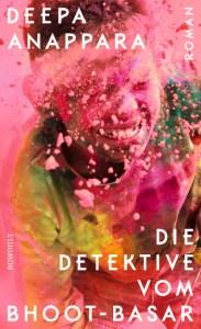 Cover Deepa Anappara Die Detektive vom Bhoot-Basar