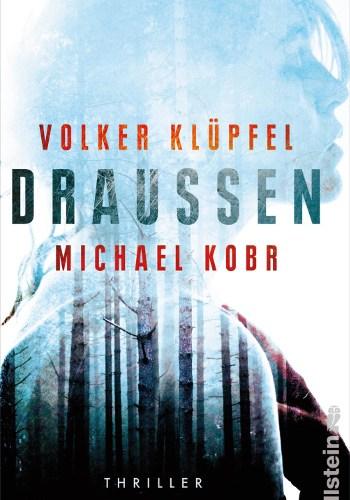 Cover DRAUSSEN Volker Klüpfel, Michael Kobr