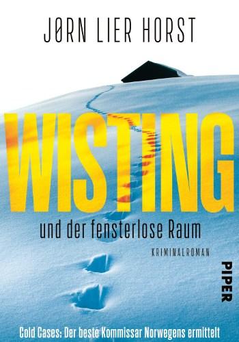 Cover Wisting und der fensterlose Raum Jørn Lier Horst