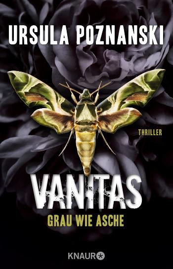 Cover VANITAS - Grau wie Asche Ursula Poznanski