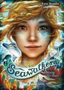 Cover Katja Brandis Seawalkers 2 Rettung für Shari