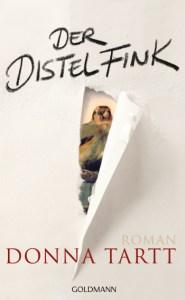 Cover  Donna Tartt Der Distelfink