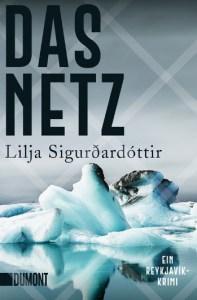 Cover Lilja Sigurðardóttir Das Netz Band 1