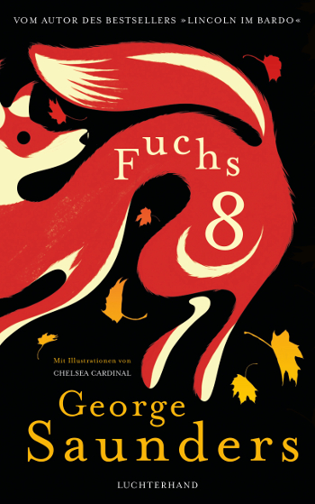 Cover George Saunders Fuchs 8