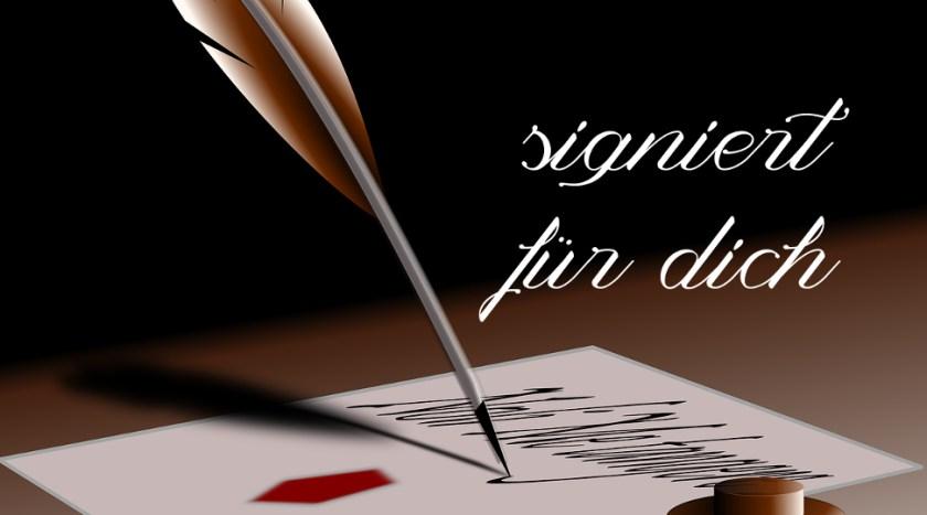 Logo Signieraktionen