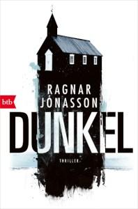 Cover Ragnar Jónasson DUNKEL