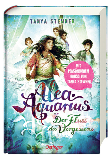 Tanya Stewner Alea Aquarius 6