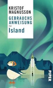 Cover Kristof Magnusson Gebrauchsanweisung für Island