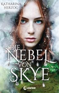 Cover Katharina Herzog Die Nebel von Skye