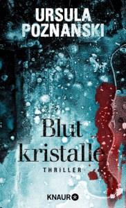 Cover Ursula Poznanski Blutkristalle
