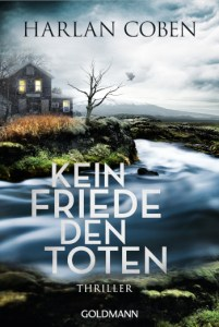 Cover Harlan Coben Kein Friede den Toten