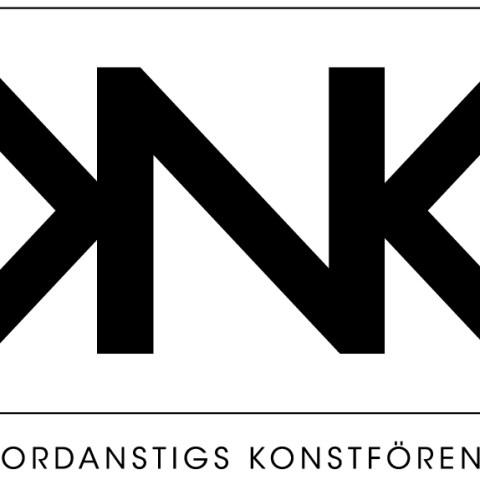 Logotype Nordanstigs konstförening