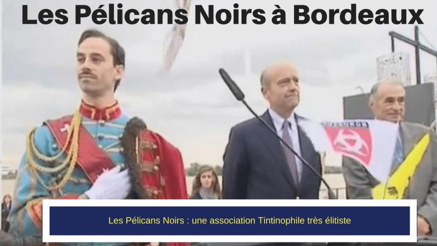 VIDÉO : EN FRANCE, LA TRÈS MYSTÉRIEUSE CONFRÉRIE DES 'PÉLICANS NOIRS'