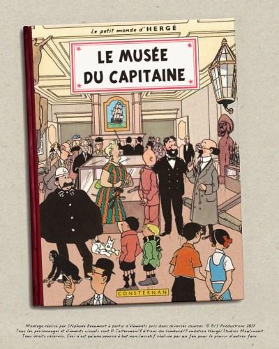 LE MUSÉE DU CAPITAINE