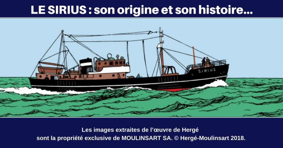 LE SIRIUS : SA VÉRITABLE HISTOIRE