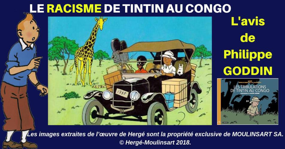 NON, LE CONGO N'ÉTAIT PAS UN ALBUM RACISTE