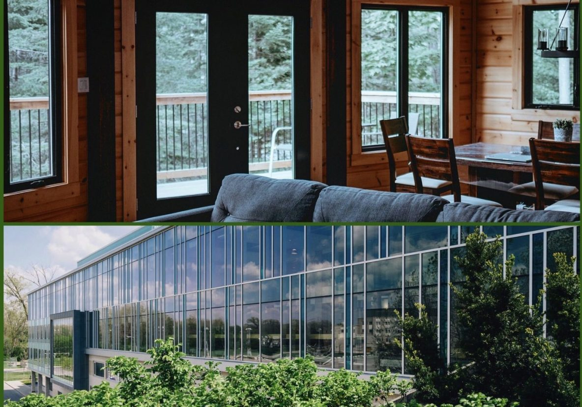 Seeing Green: Solar Control Window Film Save Money & Conserve Energy - Home and Commercial Window Tinting in Philadelphia, Pennsylvania