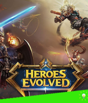 Heroes Evolved - Heroes Evolved
