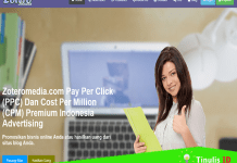 kontes seo Zoteromedia.com PPC dan CPM Premium Indonesia