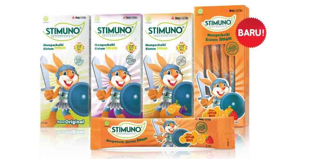 Stimuno untuk Balita - Vitamin