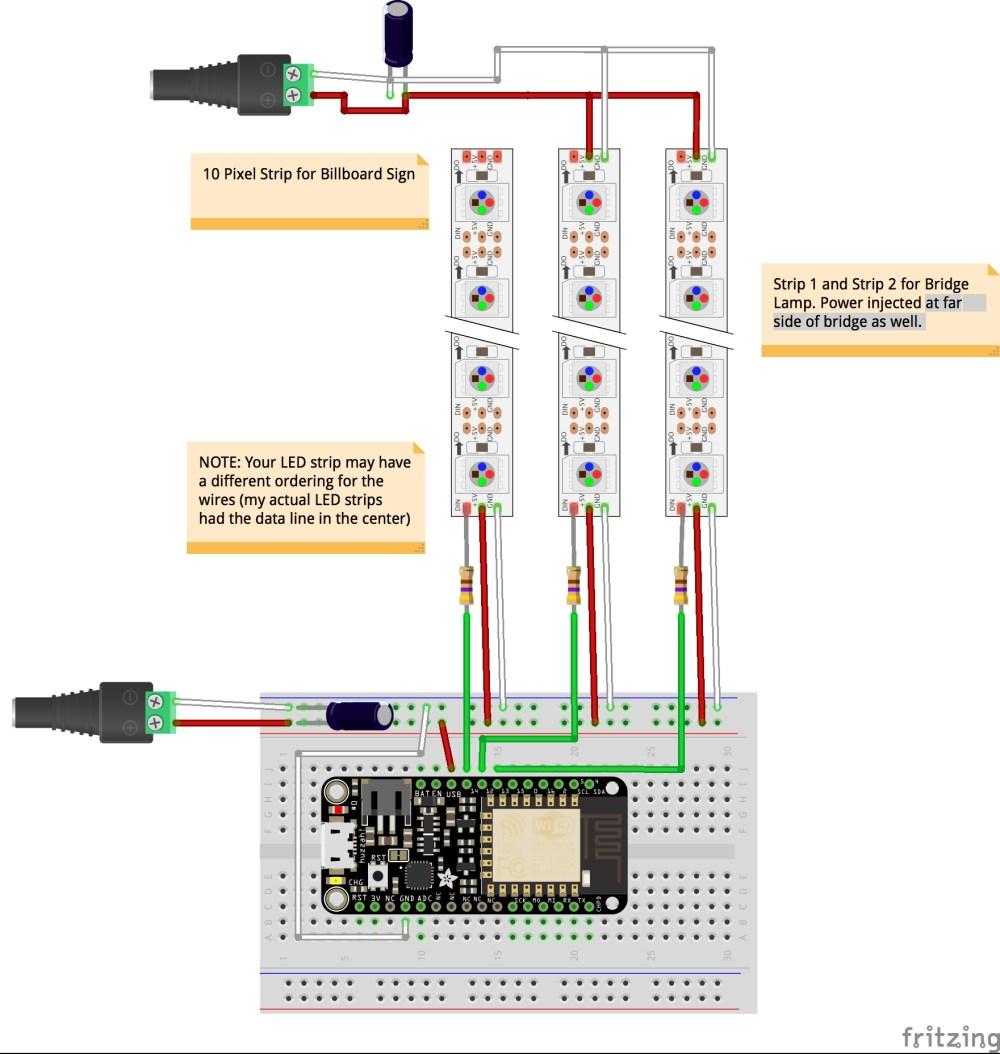 medium resolution of circuit diagram for my led bridge lamp