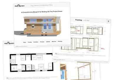 Free Complete Tiny House Plans