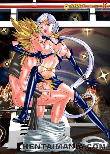 2 incredible anime porno lesbians sharing a massive plaything in the bedroom