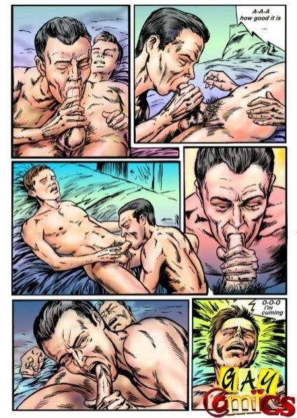 Corporative gay soiree