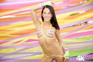 Megan Rain in Sexy Festival Fling 2