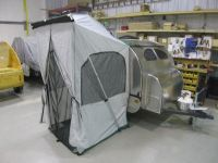Teardrops n Tiny Travel Trailers  View topic - Side room ...