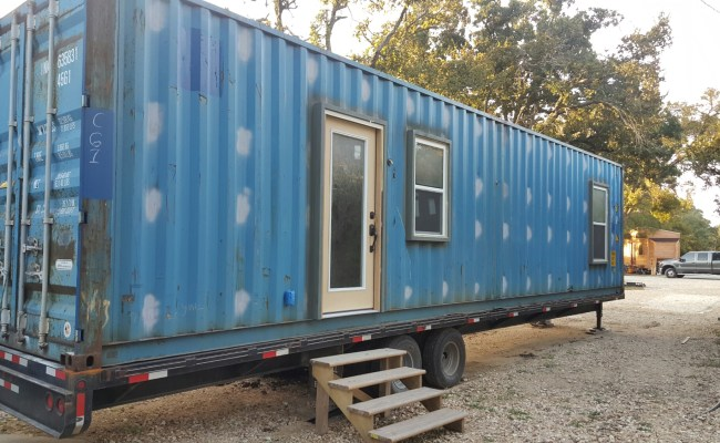 Shipping Container Tiny 512 736 5689 Tinycozyhomes