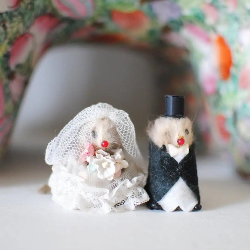 Mice in Clothes